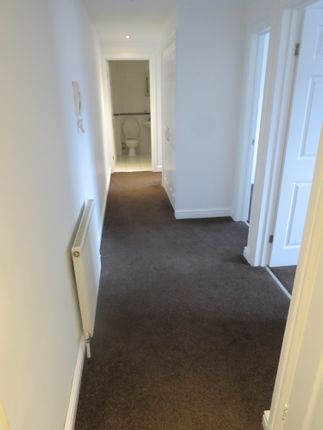 Halllway of Coverdale Court, Paignton TQ3