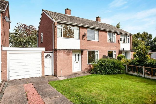 3 Bed Semi Detached House For Sale In Park Road Carlisle