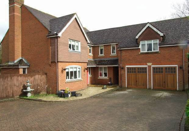Thumbnail Detached house for sale in Bovarde Avenue, Kings Hill, West Malling