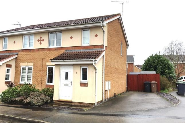 Thumbnail Semi-detached house to rent in Watling Close, Bracebridge Heath, Lincoln