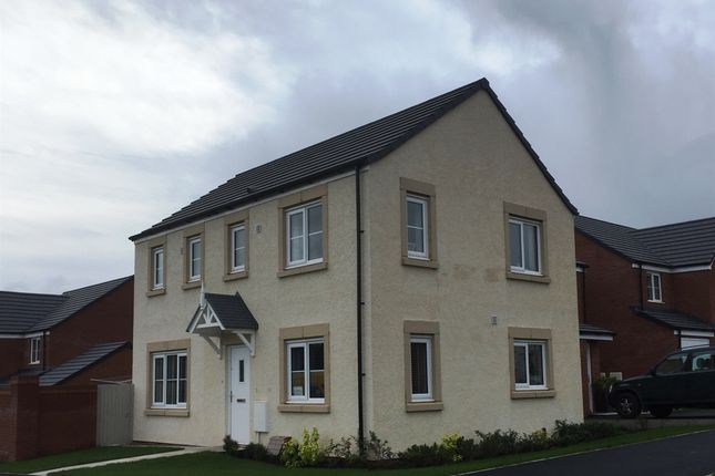 "Thumbnail Detached house for sale in ""The Lockwood Corner "" at Sunniside, Houghton Le Spring"