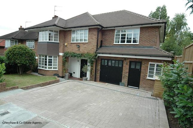 Thumbnail Detached house for sale in The Ridings, Haymills Estate, Ealing, London