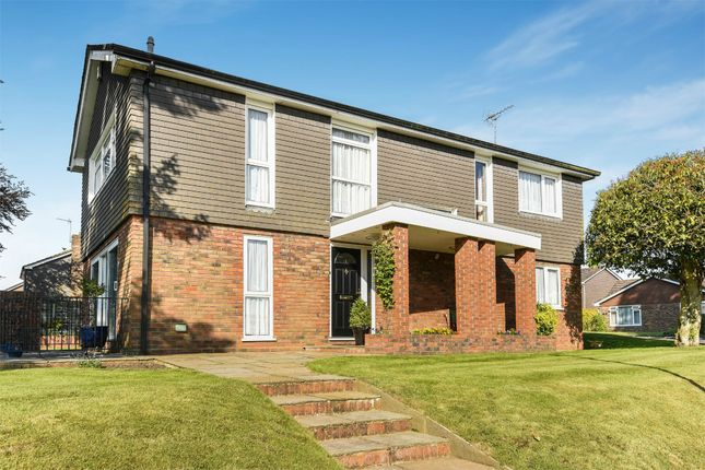 Thumbnail Detached house for sale in Knights Way, Alton, Hampshire