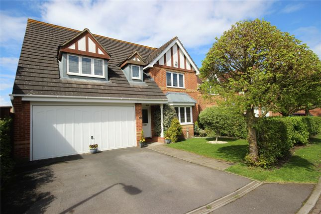 Thumbnail Detached house for sale in Crofters Walk, Bradley Stoke, Bristol