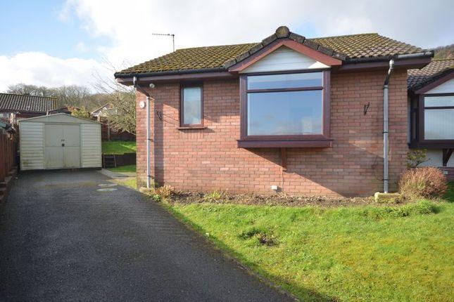 Thumbnail Semi-detached bungalow for sale in 35 Darran Park, Neath Abbey