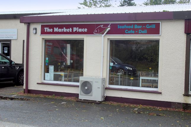 Thumbnail Restaurant/cafe for sale in The Market Place, Portree, Isle Of Skye
