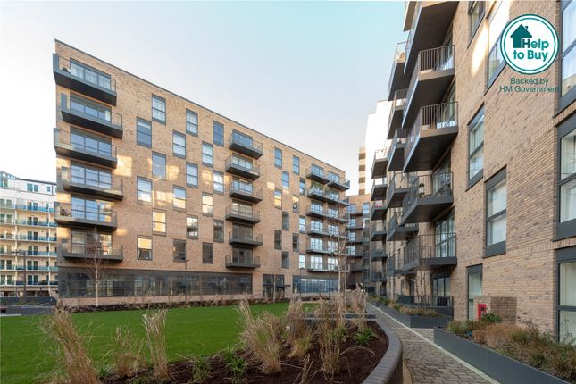 Thumbnail Flat for sale in Lyon Square, Lyon Road, Harrow, Middlesex