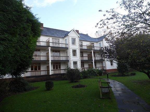 Thumbnail Flat to rent in The Sidings, Station Road, Bampton, Tiverton