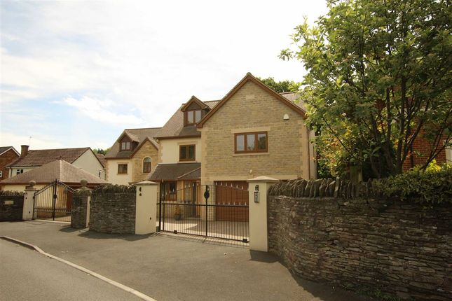 5 bedroom detached house for sale in Homestead Gardens, Frenchay, Bristol