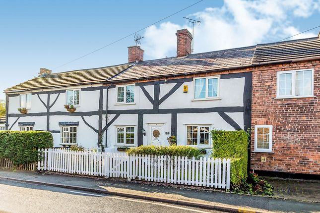 Photography of St Anns Road, Middlewich, Cheshire CW10