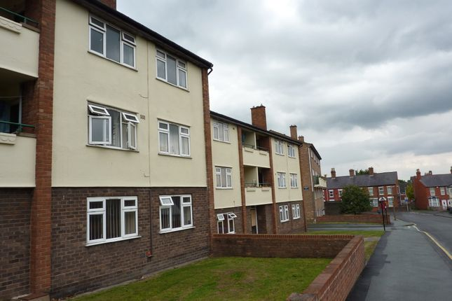 Thumbnail Flat to rent in Castlefields, Oswestry