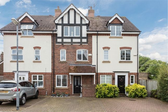 Thumbnail Town house for sale in Arderne Place, Alderley Edge, Cheshire