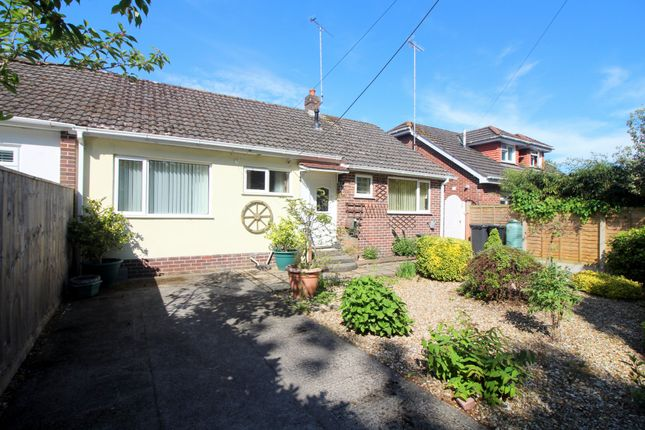 Thumbnail Semi-detached bungalow for sale in Sandy Lane, Upton, Poole