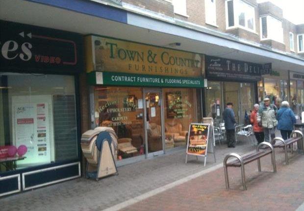 Retail premises to let in Unit 4, Daniel Owen Centre, Mold