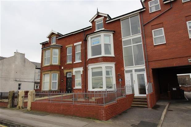 Thumbnail Flat to rent in The Fairways, The Esplanade, Knott End-On-Sea