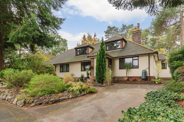 4 bed detached house for sale in Douglas Grove, Lower Bourne, Farnham