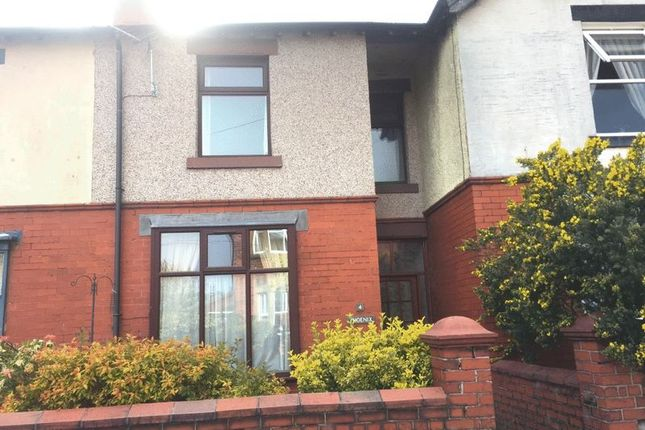 Thumbnail Terraced house for sale in Plymouth Grove, Chorley