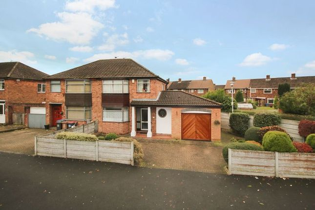 Thumbnail Semi-detached house for sale in Lords Street, Cadishead, Manchester