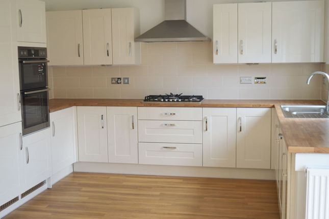 """Thumbnail Detached house for sale in """"Rothbury"""" at Gold Furlong, Marston Moretaine, Bedford"""