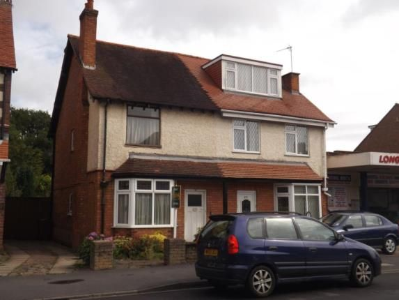 Thumbnail Semi-detached house for sale in Longmore Road, Shirley, Solihull, West Midlands