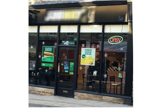 Thumbnail Retail premises for sale in Wormalds Yard, King Street, Huddersfield