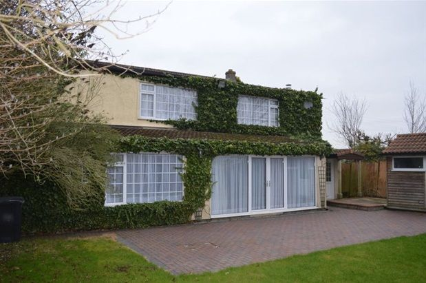 Thumbnail Detached house to rent in Dundry, Near Bristol