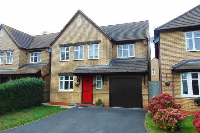 Thumbnail Detached house for sale in Brunel Way, Honeybourne