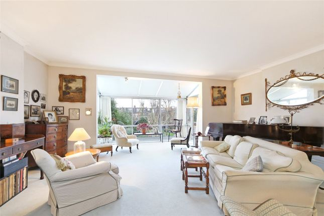 Thumbnail Flat for sale in Nassau Road, London