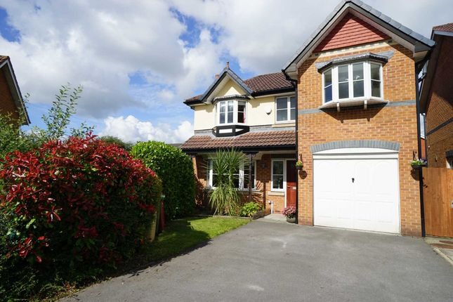 Thumbnail Detached house for sale in Newbeck Close, Horwich, Bolton