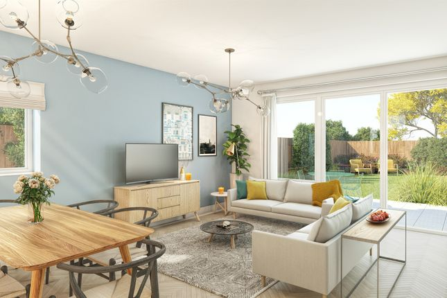 Thumbnail End terrace house for sale in Dunmail Road, Southmead, Bristol