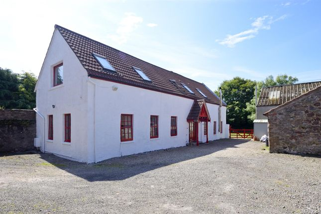 Thumbnail Detached house for sale in High Street, Ayton, Eyemouth