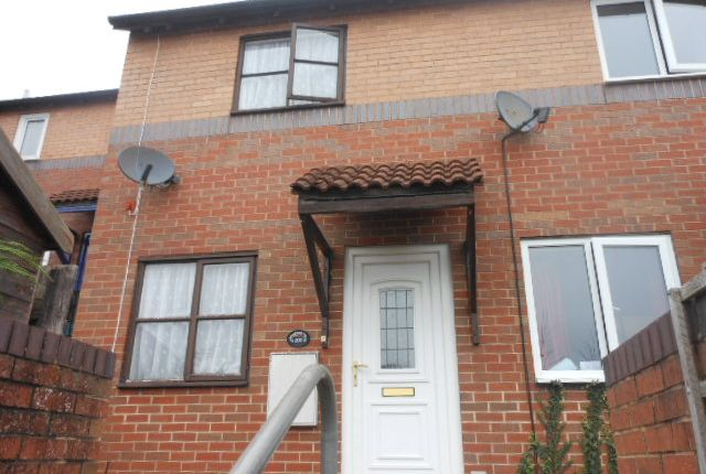 Thumbnail End terrace house to rent in Farm Hill, Exeter