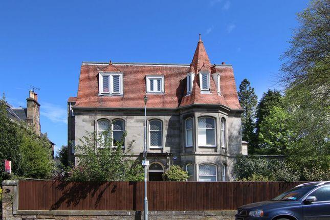Thumbnail Flat for sale in 10c Tipperlinn Road, Edinburgh