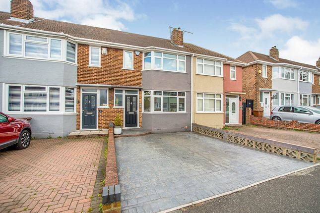 Thumbnail Terraced house for sale in Binland Grove, Chatham, Kent