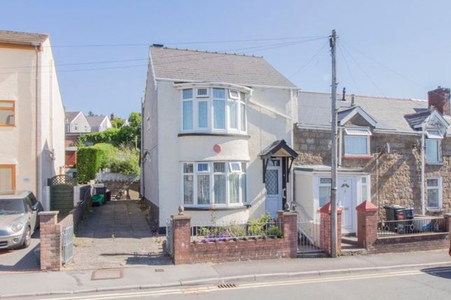 Thumbnail Terraced house for sale in King Street, Brynmawr, Ebbw Vale