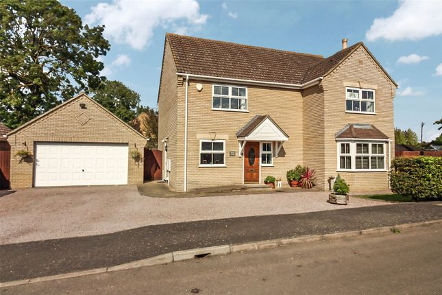 4 bed detached house for sale in Mill Lane, Ramsey Forty Foot, Huntingdon, Cambridgeshire PE26
