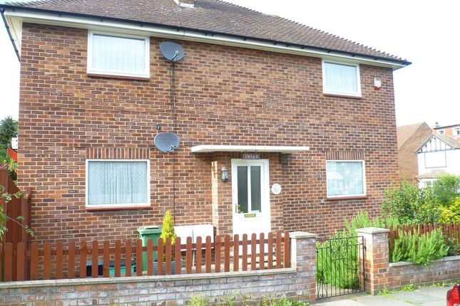 Thumbnail Maisonette to rent in St. Aubyns Gardens, Orpington