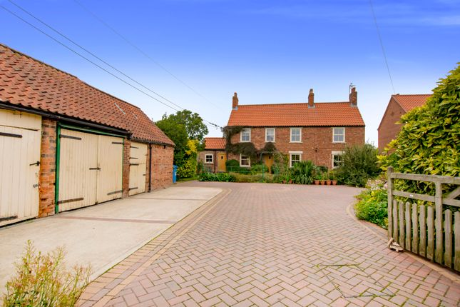 Thumbnail Detached house for sale in Low Street, East Drayton, Retford
