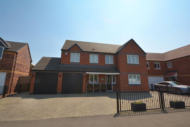 Thumbnail Detached house for sale in Pennyfields Boulevard, Long Eaton, Nottingham