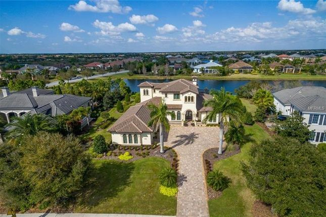 Thumbnail Property for sale in 16009 Clearlake Ave, Lakewood Ranch, Florida, 34202, United States Of America