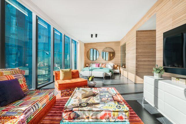 Master Bedroom Suite - Apt 1601 - Porsche Design Tower Miami