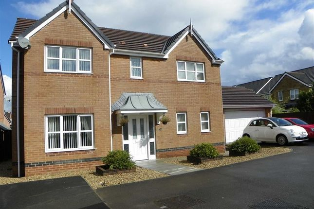 Thumbnail Detached house for sale in Golwg Y Waun, Parc Brynheulog, Birchgrove