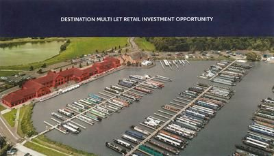 Thumbnail Commercial property for sale in Barton Marina, Barton Under Needwood, Burton Upon Trent, Staffordshire