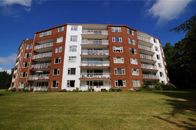2 bed flat for sale in Greenacres, 22 The Avenue, Branksome Park, Poole BH13