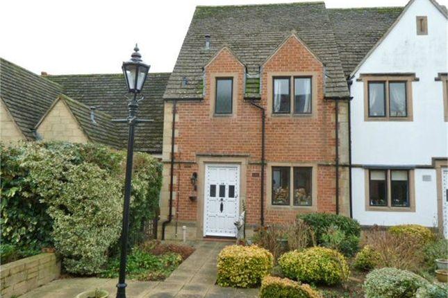 Thumbnail Terraced house for sale in The Grange, Moreton-In-Marsh, Gloucestershire