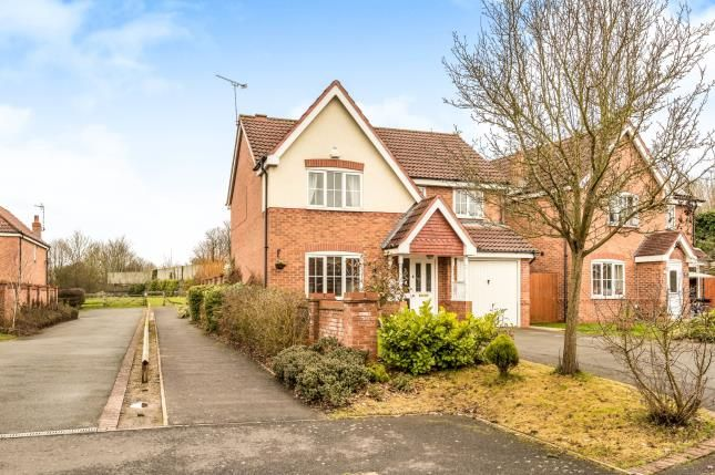 Thumbnail Detached house for sale in Wilmhurst Road, Warwick, .