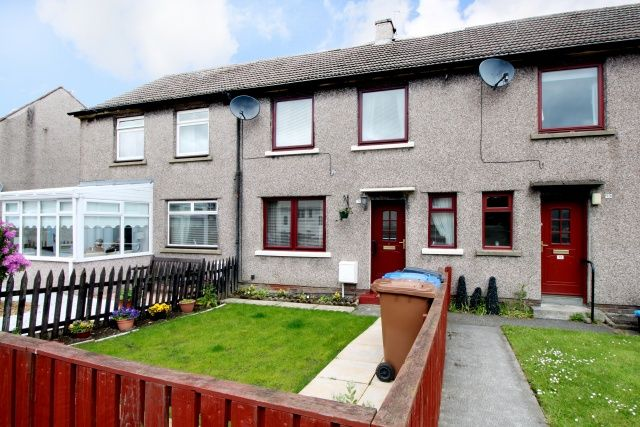 Thumbnail Terraced house for sale in Hallglen Terrace, Glen Village, Falkirk, Stirlingshire