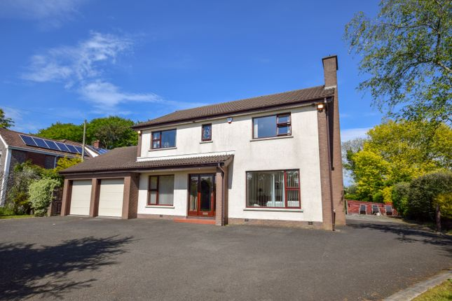 Thumbnail Detached house for sale in Hillhead Road, Ballyclare