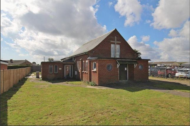 Thumbnail Land for sale in Sea Lane, Ingoldmells, Skegness