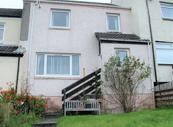 3 bed terraced house for sale in Mcintyre Terrace, Lochgilphead